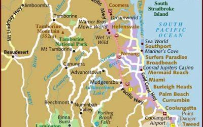Areas we service in Gold Coast